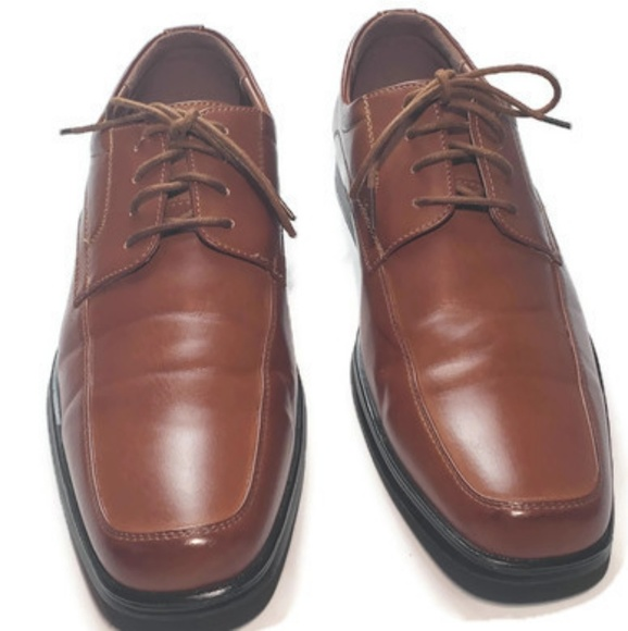 Queensbury London lace up Oxfords